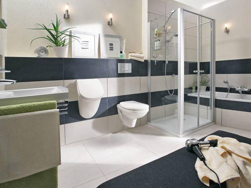 komplettb der badezimmer bad hz heizungsbau. Black Bedroom Furniture Sets. Home Design Ideas
